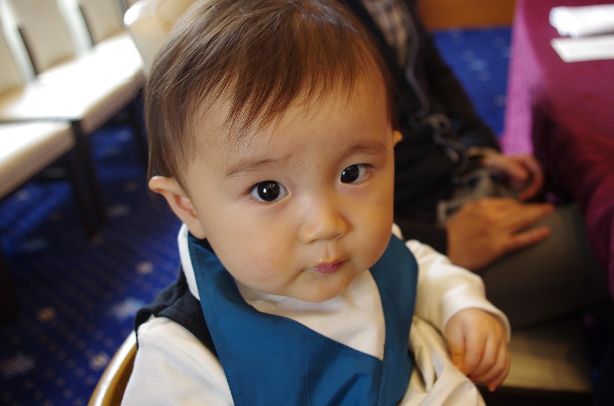 1歳のお誕生日をホテル ヒルトン東京お台場でやってみた話